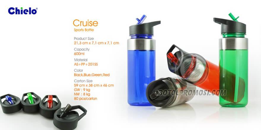 Botol Olah Raga CRUISE Chielo untuk Promosi