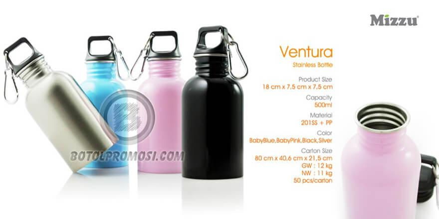Botol Stainless VENTURA Mizzu untuk Promosi