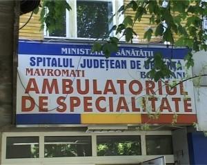 Ambulatoriul Spitalului judetean