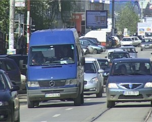 masini pe strada