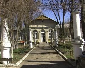 Spitalul Saveni