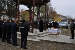 Ceremonial religios la IJJ Botosani