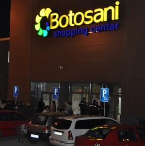 Botosani shoping center