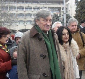 poetul Ion Mircea, laureatul Premiului Natioanl de Poezie 2012