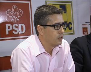 Deputatul PSD Andrei Dolineaschi