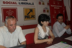 Vazdoaga, Fedorovici si Rotaru PSD