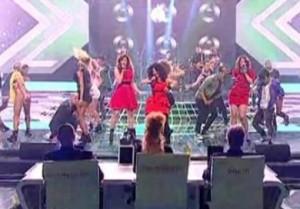 Red la X Factor