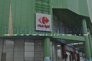 Carrefour la Uvertura Mall Botosani