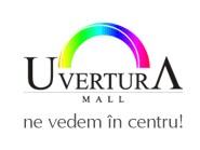 Uvertura mall logo
