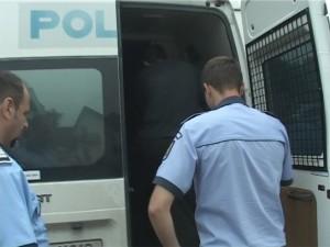 arestat in duba politiei