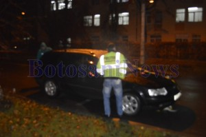 criminalist vw passat accident botosani
