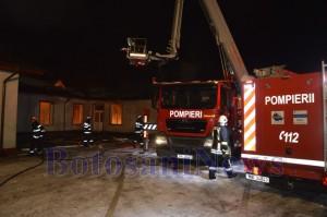 incendiu pompieri scoala rachiti botosani