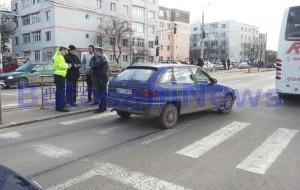 accident pe trecerea de pietoni strada sucevei- botosani