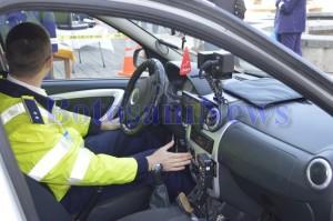 radar politie rutiera, botosani