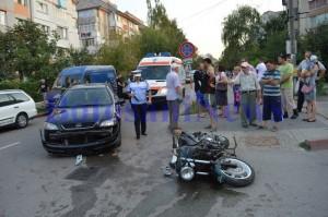 accident, motocicleta, stiri, botosani