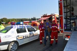 accident ranit pompieri politie