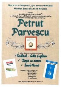 AFIS Petrut Parvescu Sala