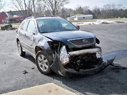 accident lexus