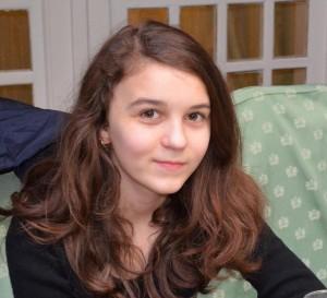 Denisa Sandu, 13 ani