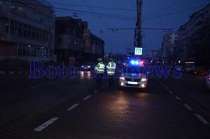 politisti accident calea nationala1