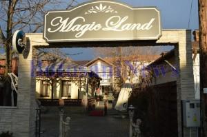 restaurant magic land