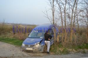 vw caddy accident baiceni botosani