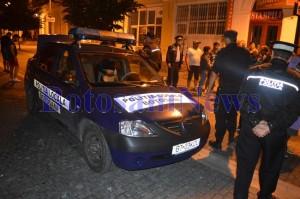 accident politie locala centrul vechi1