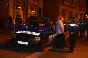 accident politie locala centrul vechi2
