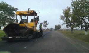 lucrari de asfaltare drum
