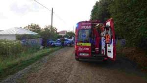 accident oraseni schit masina in stalp 3
