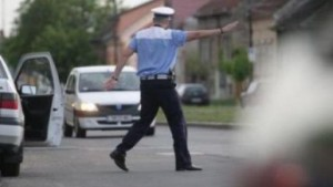 masina trafic razie politie