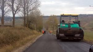 asfaltare drum, stiri, botosani, lucrari drumuri