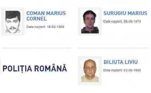 most wanted botosani