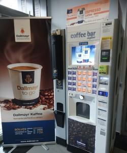 aparat de cafea, plata cu cardul, dallmayr, botosani, stiri