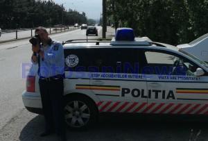 radar pistol, stiri, botosani , politia rutiera