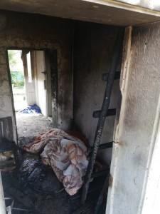 incendiu casa albesti