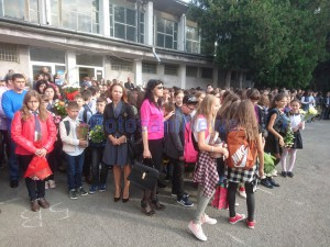 colegiul eminescu prima zi scoala