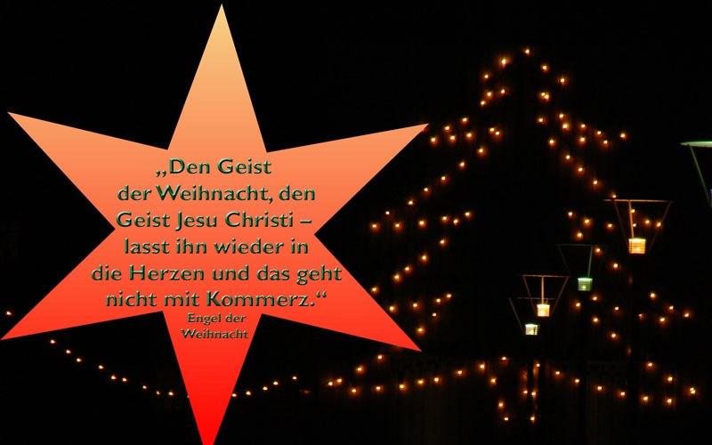 Botschaft der Engel der Weihnacht