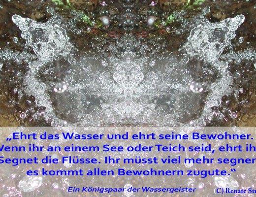 Botschaft der Wassergeister