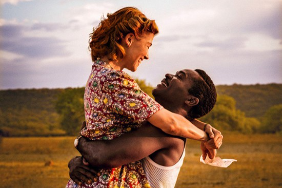 Seretse Khama and his wife