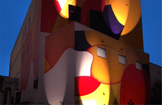 bottazzi_oeuvre_art_espace_public_musee_art_japon_nuit