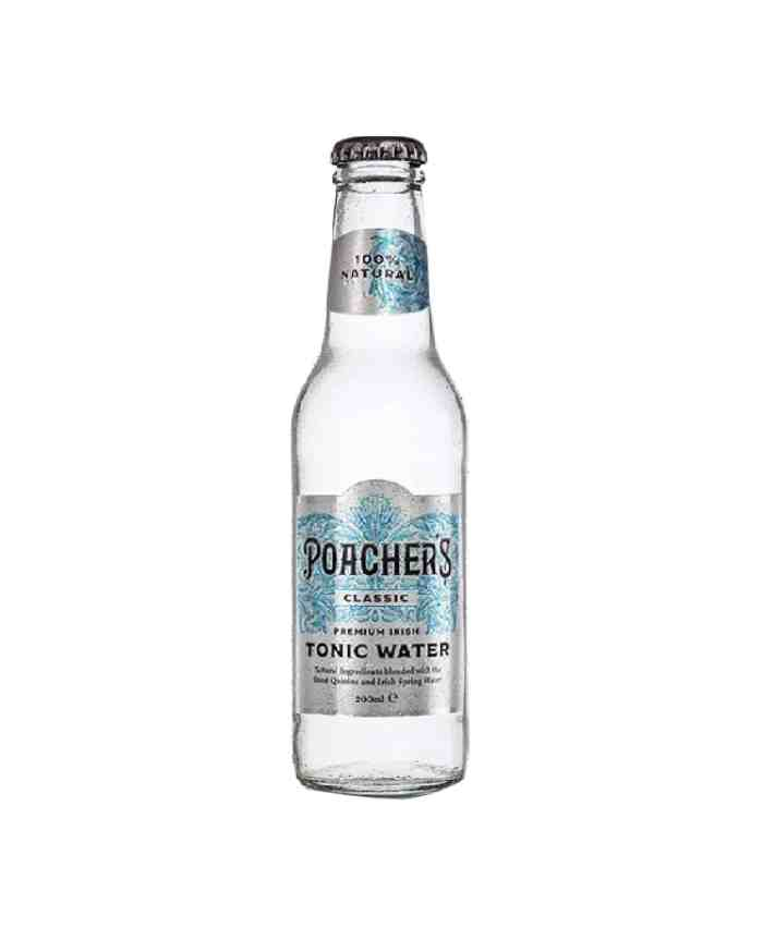 Poacher's Premium Irish Tonic Water