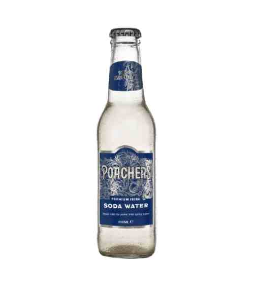 Poacher's Premium Irish Soda Water