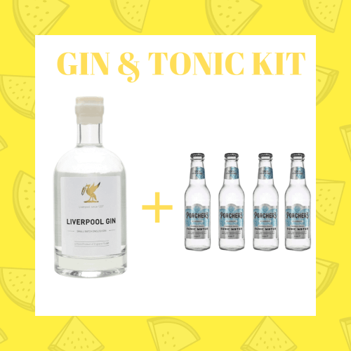 Liverpool Gin & Tonic Kit