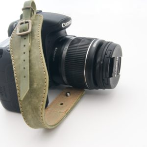 グリップタイプのカメラストラップ