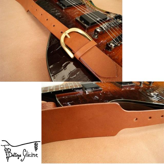 ベース対応ギターストラップ