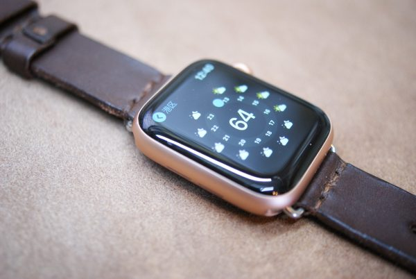 applewatch band leather