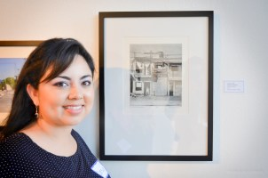 "Second piece in exhibit ""Rio Bravo"""