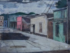 La Cuadra| 2016 | ORIGINAL SOLD | ©LESLIE M. GUZMÁN