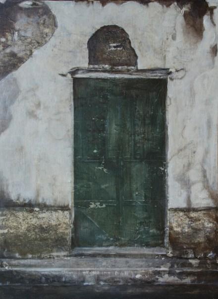 The Door | 2016 | ORIGINAL AVAILABLE | ©LESLIE M. GUZMÁN